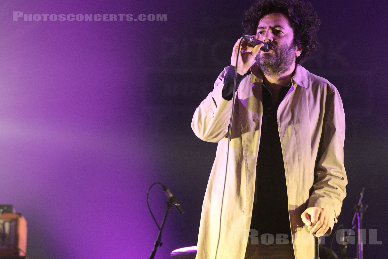 DESTROYER - 2015-10-29 - PARIS - Grande Halle de La Villette
